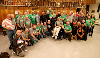 Town Of Darien Firefighters Shave The Way For Kids With Cancer 2016
