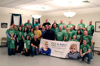 Town Of Darien Firefighters Shave The Way For Kids With Cancer 2014
